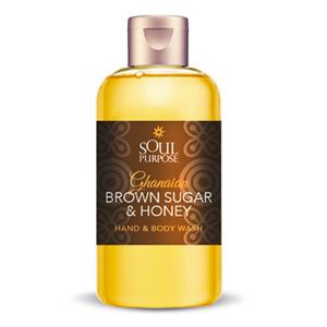 Picture of Ghanaian Brown Sugar & Honey Body Wash - 8 oz